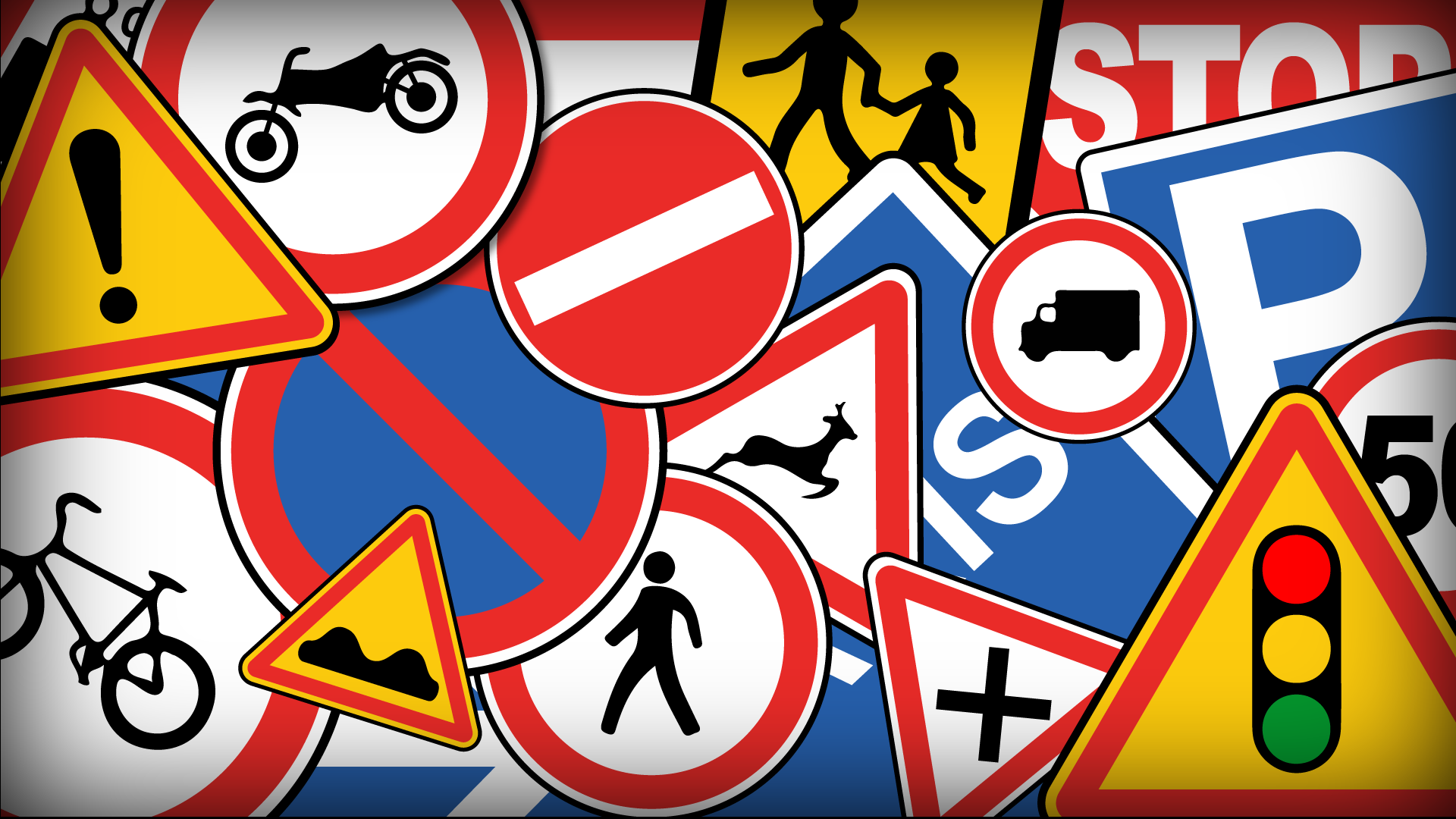 ▷ Apprendre le code de la route (cours) - Roule Raoule